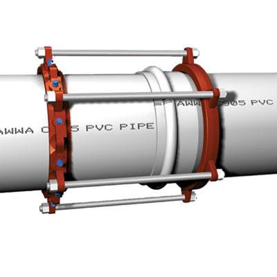 AWWA C900 C905 PVC Pressure Pipe