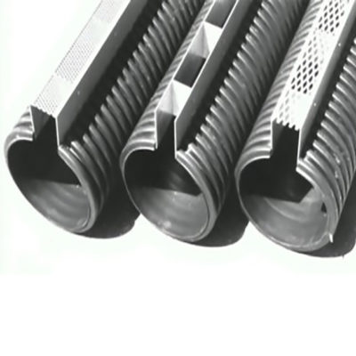 Corrugated Drain Pipe Vs Pvc